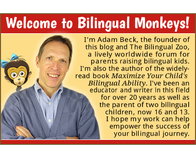 Welcome to Bilingual Monkeys!