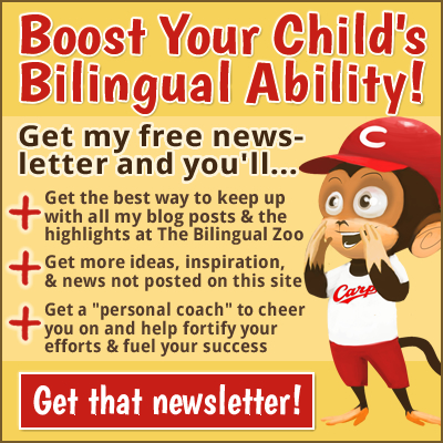 Boost Your Child's Bilingual Ability!