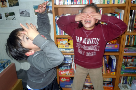 Crazy Bilingual Kids Reveal Their New Year's Resolutions