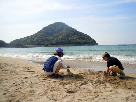 Beach in Hagi