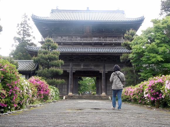 Temple in Hagi