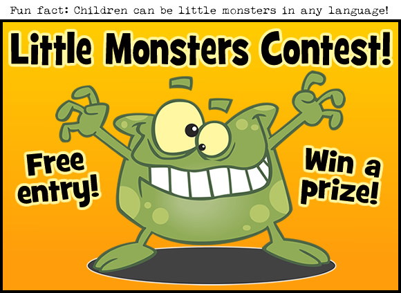 Little Monsters Contest!