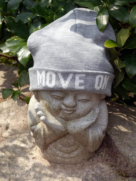 Small statue with attitude