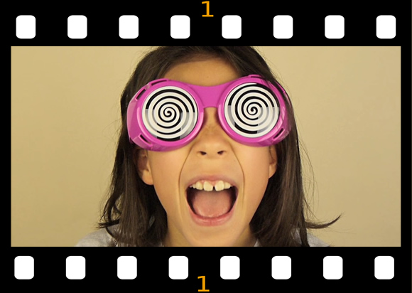 VIDEO: Wacky Interview with My Bilingual Daughter