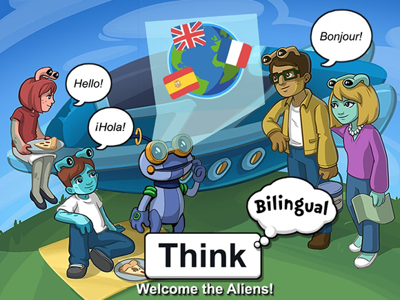 """Think Bilingual"" app"