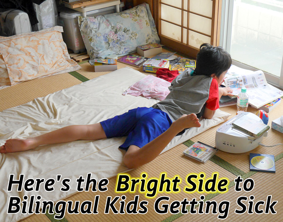 Here's the Bright Side to Bilingual Kids Getting Sick