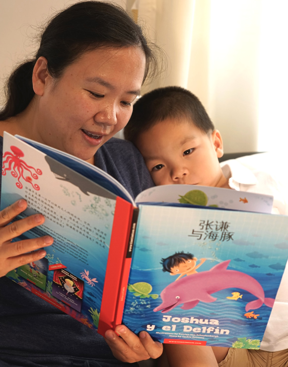 How to Make the Most of Reading Aloud to Your Kids in Two or More Languages