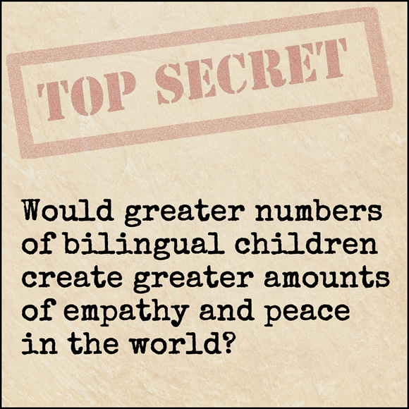 13 Top-Secret Research Studies on Bilingual Acquisition in Children 13