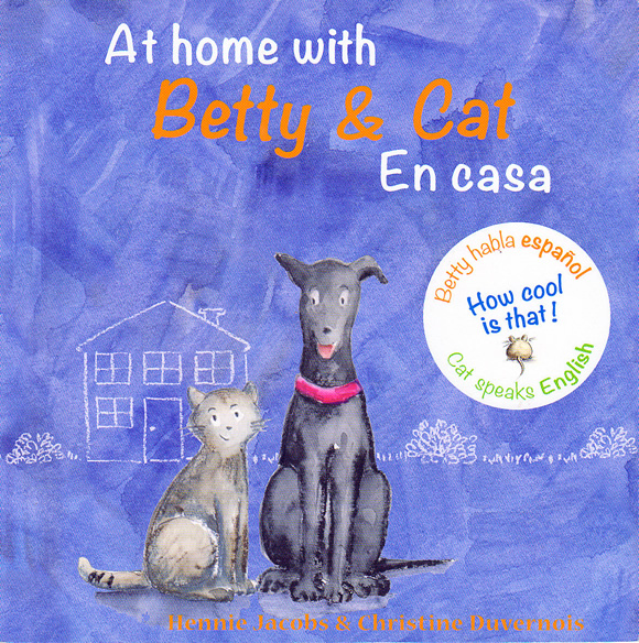 At Home with Betty & Cat