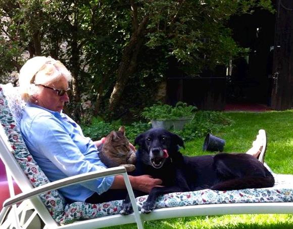 Hennie and friends