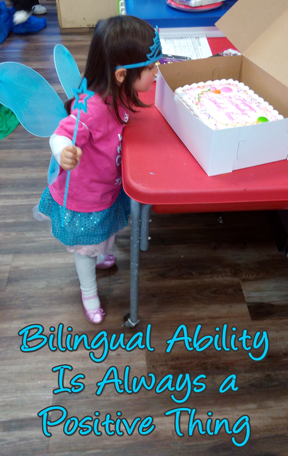 Bilingual Ability Is Always a Positive Thing