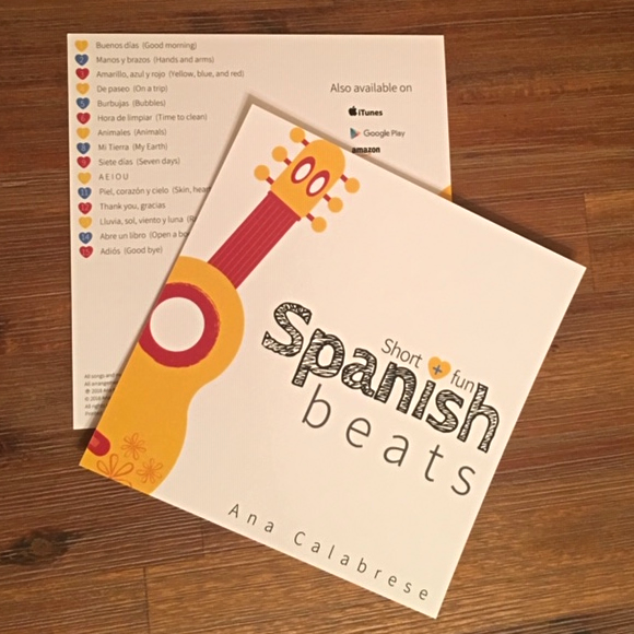 Short + Fun Spanish Beats