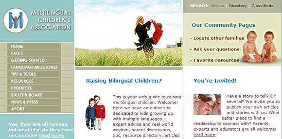 Multilingual Children's Association