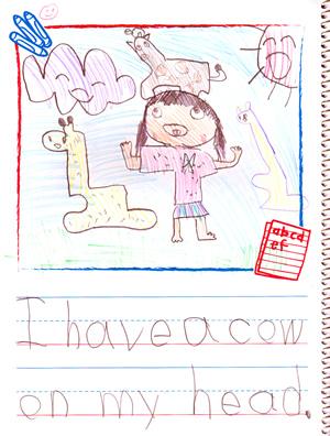 My First Draw & Write Journal