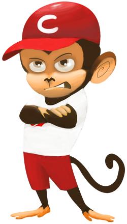 Bilingual Monkey