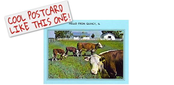 Cool postcard!