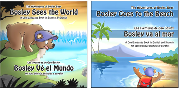 The Adventures of Bosley Bear