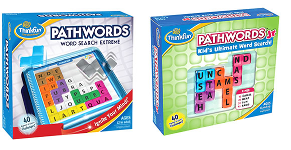 Pathwords and Pathwords Junior