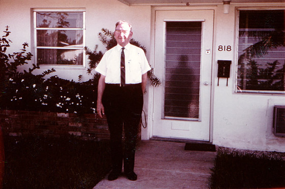My grandfather was a minister, fluent in Finnish and English.