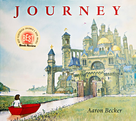 Journey, a wordless picture book