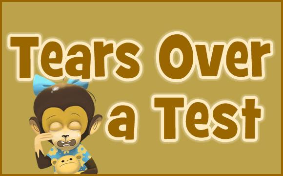 Tears Over a Test