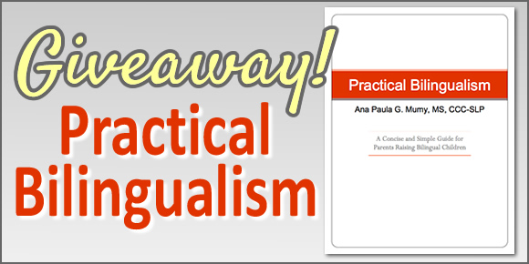 "Giveaway of ""Practical Bilingualism"""