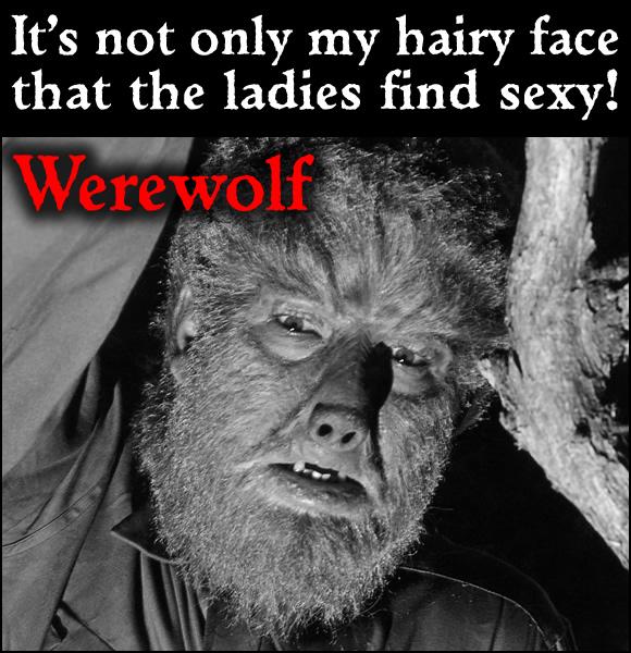 Bilingual Werewolf