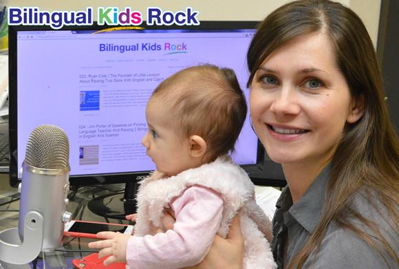 Bilingual Kids Rock, with Olena Centeno