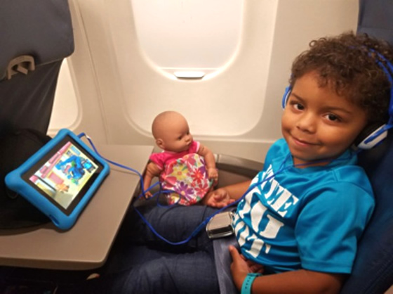 """Cavanaugh on the plane, bound for """"China""""!"""