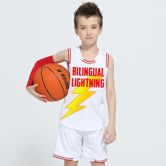 Bilingual Lightning