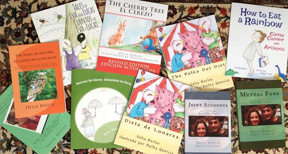 Books by Delia Berlin