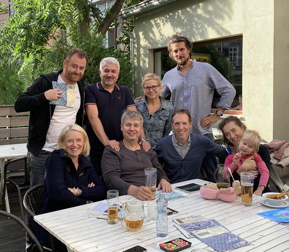 Reunion in the Czech Republic