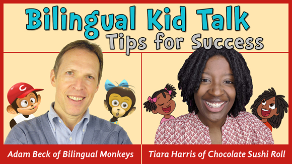 Bilingual Kid Talk: Tips for Success
