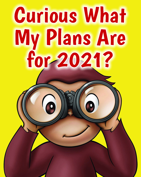 Curious What My Plans Are For 2021?