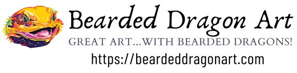 Bearded Dragon Art
